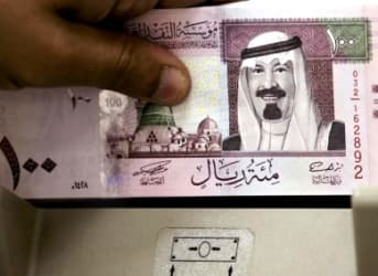 Saudi Arabia's Credit Rating Cut Two Levels