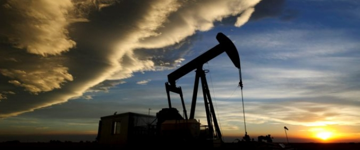 Cenovus oil rig