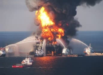 Is Deepwater Horizon the New Ecuador?