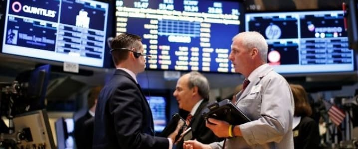 NYSE dealing