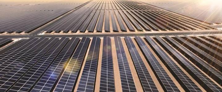 solar park Middle East