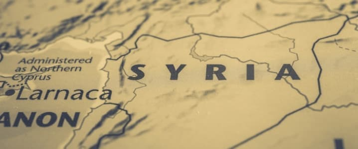 Syria Pipeline War