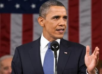Obama Pledges Cleaner Future In State Of The Union