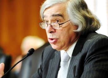 Interview with Ernest Moniz: Nuclear Power and Renewable Energy Breakthroughs