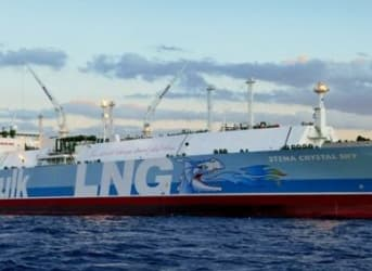 Shell Betting Its Future On LNG
