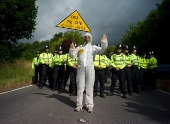 Fracking In Southern England Becoming Political Headache For Tories