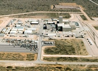 "New Mexican Nuclear Facility Leak ""No Threat"" to Human Health"