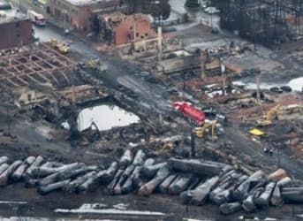 Criminal Charges Filed In Lac-Megantic Oil Train Disaster