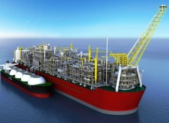 Shell to Build the World's First Ever Floating LNG Plant