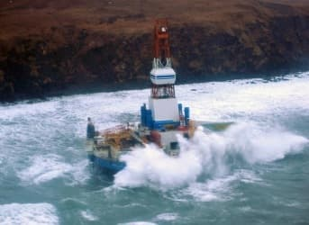Coast Guard Finds Shell to Blame for Kulluk Incident