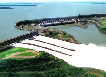 Hydropower Provides 65% of Latin Americas Electricity Generation