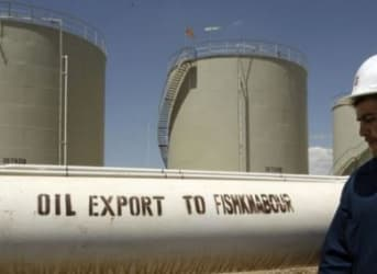 Kurdish Oil Exports Under Threat