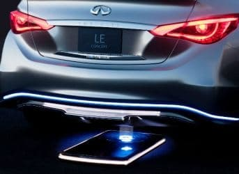Wireless Charging Technology will Give EV's Infinite Range
