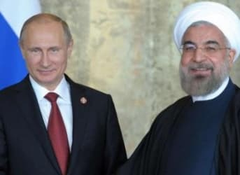 Russia To Help Iran Reboot Oil Industry