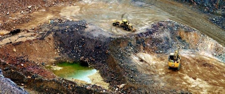 Mining Rare Earths