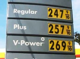 Why Are Gasoline Prices Falling?