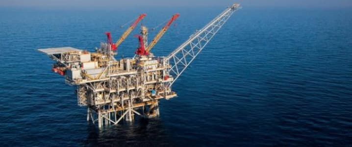 Offshore Platform GoM