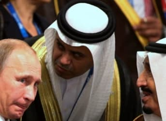 Is Saudi Arabia Leaving The U.S. Behind For Russia?