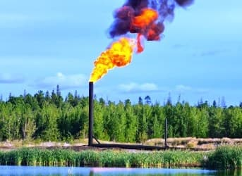 $1 Billion of Natural Gas Wasted in North Dakota through Flaring in 2012