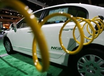 Natural Gas-Powered Vehicles Should Be Bigger In The U.S. Why Aren't They?