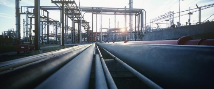 crude pipelines