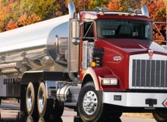 Natural Gas As A Trucking Fuel Fails To Deliver