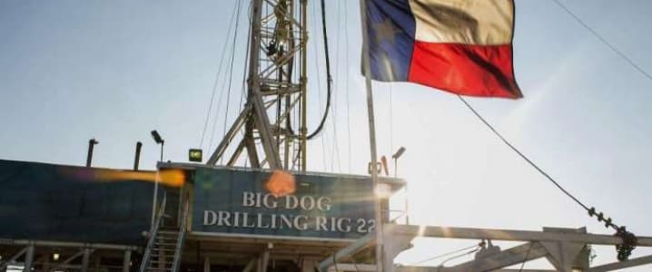 Tx drilling rig