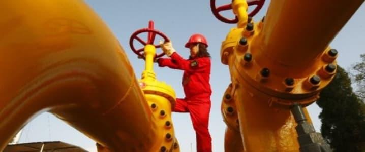 China gas