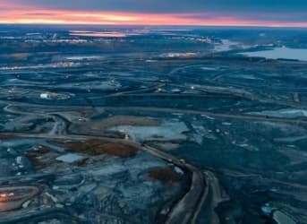 Shell's Scrapped Oil Sands Project Highlights Major Issue For Canada