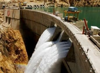 Iran Abandons Chinese Help, to Build World's Highest Hydroelectric Plant Alone