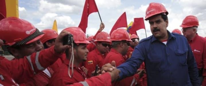 Nicolas Maduro PDVSA