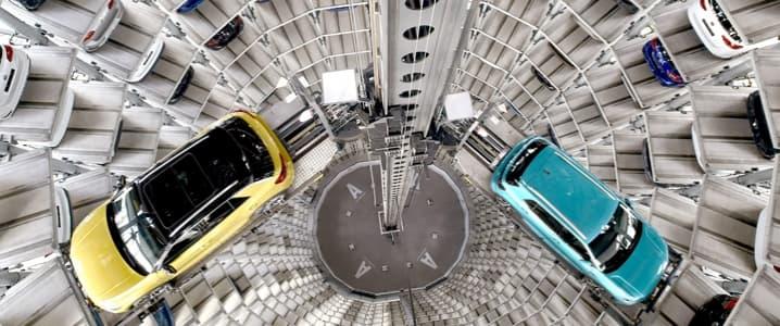 Autostadt VW