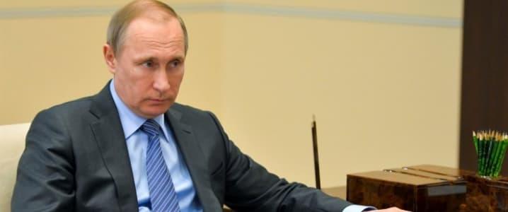 Putin unimpressed