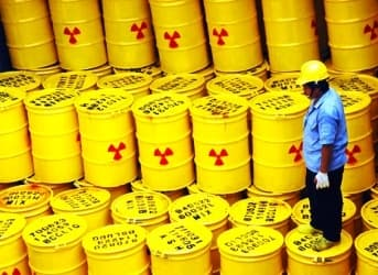 Outcry as Canada Considers Nuclear Waste Facility on US Border