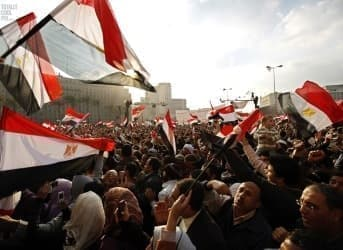 Market Celebrates Egypt's Coup, But It's Not Over Yet