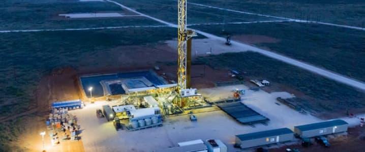 Shale Permian Chevron