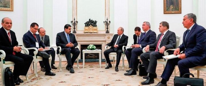 Maduro Putin