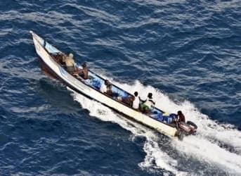 India Nervous About Increasing West African Piracy