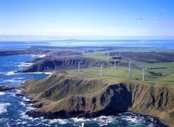 Tasmania Seeking 100% Renewable Energy by 2020