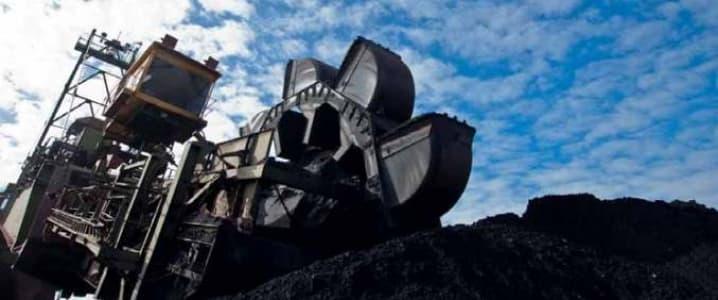 Coal shipping
