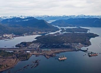 'Green' Oil Refinery Planned For Canada's Pacific Coast