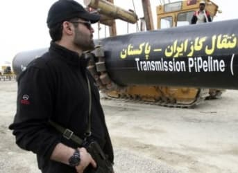Iran-Pakistan Pipeline Receives Boost from Nuclear Deal