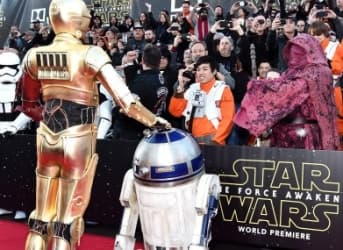 Fueling Star Wars' Robots, What Powers The Droids?