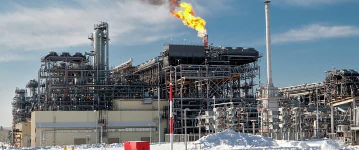Russia energy