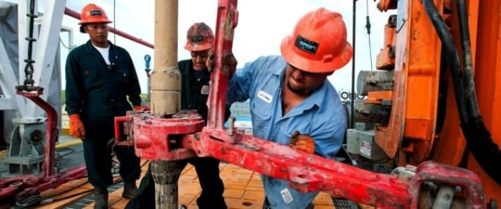 Shale drillers