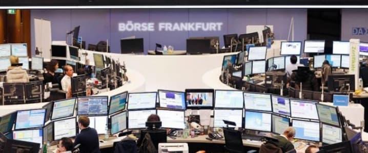 stock exchange frankfurt