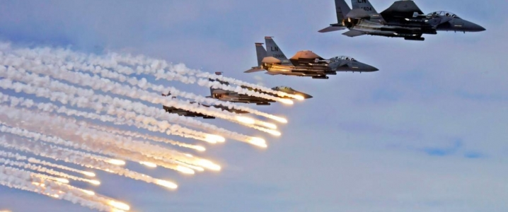 Saudi Warplanes