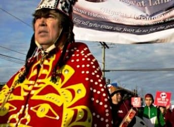 Canada's Indigenous First Nations Threaten $600 Billion in Energy Deals