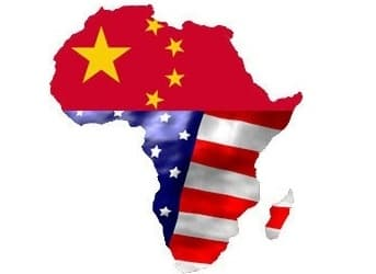 China and the U.S. in Africa - Who's