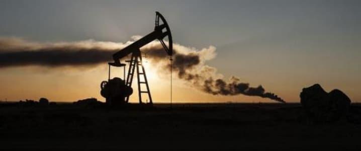 Oil Rig Iran